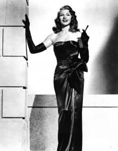 Rita Hayworth i Gilda från 1946